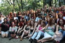2º Encontro de Ruivos e Ruivas de São Paulo ♥