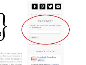 Siga o Blog