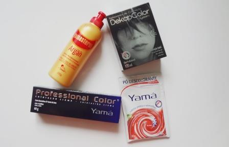 Produtos da Yamá ♥
