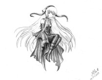 Desenhos da Camila Nogueira