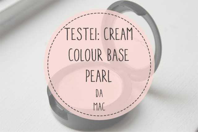 Cream Colour Base Pearl