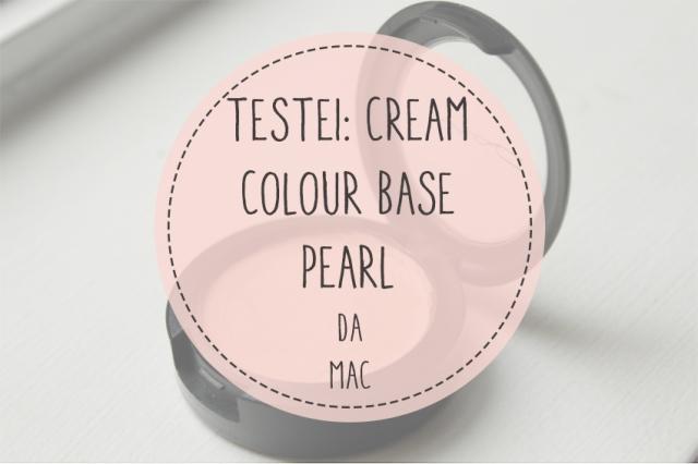 Cream Colour Base Pearl