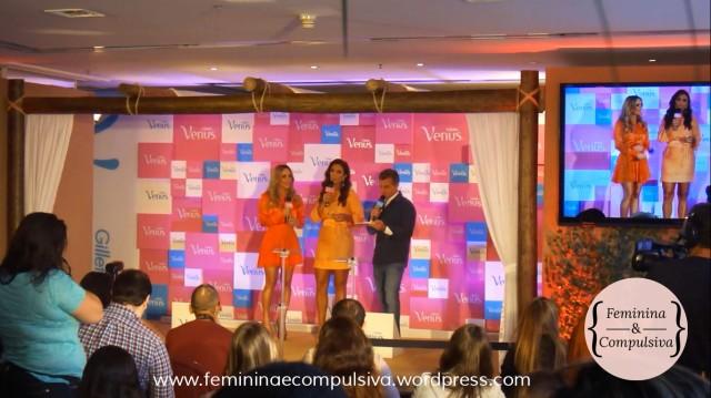 Evento Gillette Venus