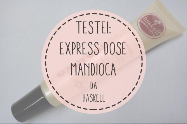 express dose mandioca